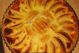 quel dessert avec une choucroute tarte aux pommes a l alsacienne recette ptitchef