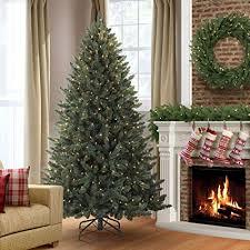 Tree Classics Frasier Fir Artificial Christmas 6 Feet Prelit Clear Lights