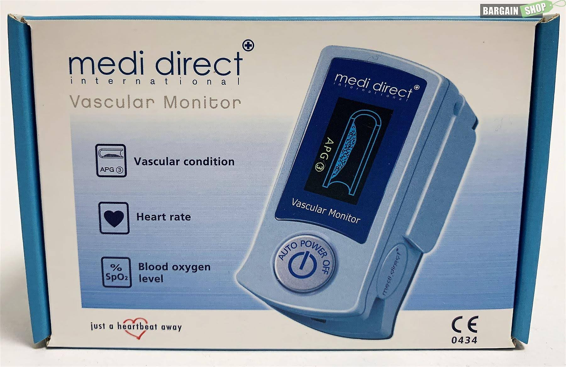 Medi-Direct Vascular Monitor
