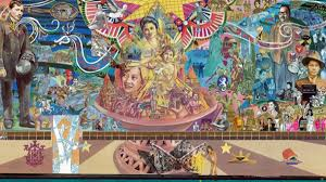 Big Ang Mural Unveiling by 1st Filipino Mural On East Coast Revealed In Philly Nbc 10