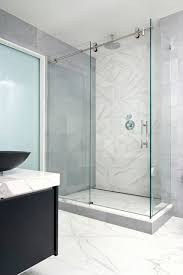 calacatta gold bath by epc management traditional bathroom
