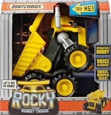 Matchbox Deluxe Rocky The Robot Truck   Gift To Gadget Matchbox Rocky The Robot Truck Deluxe 1852829783 Caroltoys Tobot Tritan Mini Ukuran 25cm Mainan Anak Shopee The Transformers Robots In Dguise Warrior Class Bumblebee Figure Stuff To Buy Pinterest Ollies Black Friday Ad 2018 Youtube Smokey Fire Stinky Garbage Toys Games Vehicles Remote Robot Truck