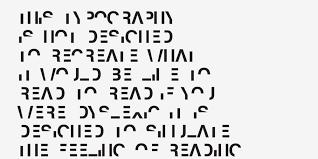 Designer Creates A Font That Emulates The Frustrations Dyslexia