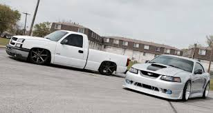 Wheels For Chevy Trucks Unique 2003 Chevy Silverado Bagged With 22 ...
