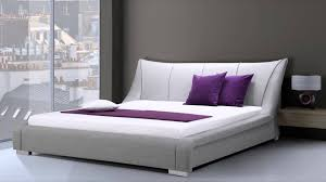 Beliani Upholstered Bed 6 ft Super King Size incl stable