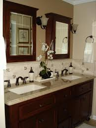 Bathroom Backsplash | Home Design Ideas Bathroom Vanity Backsplash Alternatives Creative Decoration Styles And Trends Bath Faucets Great Ideas Tather Eertainments 15 Glass To Spark Your Renovation Fresh Santa Cecilia Granite Backsplashes Sink What Are Some For A Houselogic Tile Designs For 2019 The Shop Transform With Peel Stick Tiles Mosaic Pictures Tips From Hgtv 42 Lovely Diy Home Interior Decorating 1