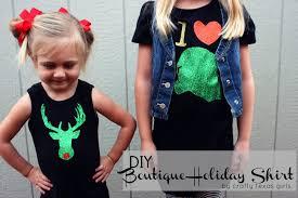 Leg Lamp Christmas Sweater Diy by Make Diy Sparkle Shirts Using Tulip Shimmer Sheets