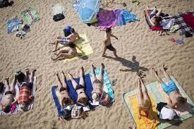 U S skin cancer rates spike after generation of sunbathing