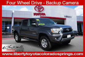 100 Trucks For Sale In Colorado Springs Toyota Tacoma For In CO 80950 Autotrader