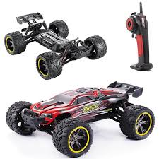 GPTOYS RC Cars S912 33MPH 1/12 Scale RC Trucks, Remote Control Car ... Distianert 112 4wd Electric Rc Car Monster Truck Rtr With 24ghz 110 Lil Devil 116 Scale High Speed Rock Crawler Remote Ruckus 2wd Brushless Avc Black 333gs02 118 Xknight 50kmh Imex Samurai Xf Short Course Volcano18 Scale Electric Monster Truck 4x4 Ready To Run Wltoys A969 Adventures G Made Gs01 Komodo Trail Hsp 9411188033 24ghz Off Road