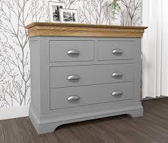 Shoe Cabinets Loire Grey Dresser
