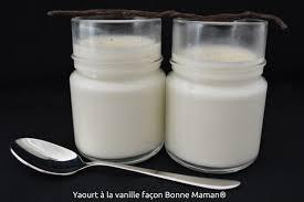 faire des yaourts maison yaourt à la vanille façon bonne maman plaisir et equilibre