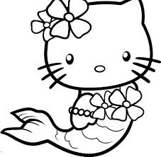 Articles With Hello Kitty Printable Birthday Coloring Pages Tag