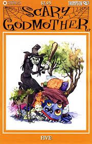Scary Godmother Halloween Spooktacular Cast by Cosmic Therapy