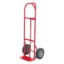 100 Two Wheel Hand Truck SAF4084R Safco Steel By SAFCO