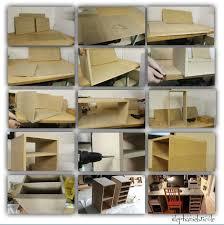 fabrication d un bureau en bois fabriquer soi même un bureau en bois stéphanie bricole