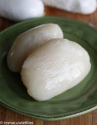 Cassava FuFu Water Fufu
