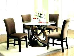 Medium Size Of Remarkable Round Glass Dining Table Set For 6 Chairs Covers Cool Room Ideas