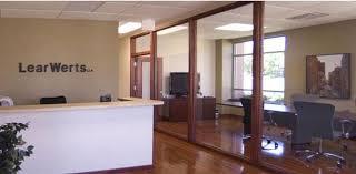 Lear Werts Columbia Missouri Law Office Reception Area