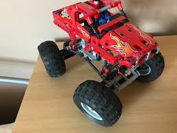 LEGO Technic 42005: Monster Truck | In Sheffield, South Yorkshire ... Lego Ideas Product Monster Truck Arena Lego 60055 Skelbiult City Mark To The Rescue Life Of Spicers Energy Baja Recoil Mochub Custom Legos Pinterest Trucks And Tagged Brickset Set Guide Database 60180 Building Blocks Science Eeering Ebay Great Vehicles Price From Souq In Saudi Speed Build Review Youtube City Vehicles Campaign Legocom Us