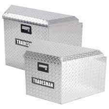 100 Tradesman Truck Tool Box 90 In Steel Top Mount Hayneedle