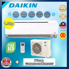 daikin 1hp wifi r32 non inverter air conditioner ftv28p rv28f wall mount aircon