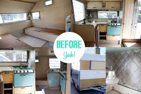 Renovating Old Camper From Start To Finish