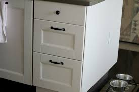 Ikea Sink Cabinet With 2 Drawers by Ikea Kitchen Cabinet Update How We Feel About Our Ikea Kitchen 2