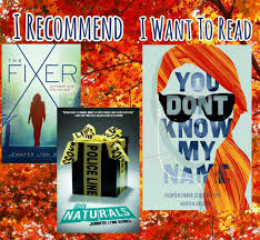 Book Recommendations+Autumn TBR | Books & Writing Amino Amazoncom The Long Game A Fixer Novel 9781619635999 Jennifer Lynn Barnes Quote There Wasnt An Inbetween For Me I Top 10 Newtome Authors Read In 2014 Ode To Jo Katniss By Book Talk Youtube Bad Blood By Jennifer Lynn Barnes Every Other Day Are Bad People In The World Live Reading 1 Naturals By Nobody Ebook 9781606843222 Rakuten Kobo Scholastic Killer Instincts None Of Us Had Normal Lake Could You Please Stop Sweet