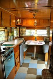 Eco Trailer Vintage Camper Interiors