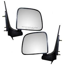 100 Truck Mirror Replacement Amazoncom Driver And Passenger Manual Side View S