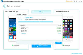 How to Transfer Nokia to iPhone transfer contacts from Nokia to iPhone