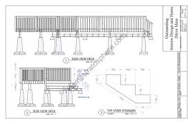Stunning Deck Plans Photos by Deck Ground Level Deck Plans For Amusing Outdoor Decoration Ideas