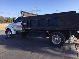 Ford F650 Dump Trucks In Florida For Sale ▷ Used Trucks On ... Ford F650 Dump Truck Unloading Lego Vehicles Pinterest 9286 Scruggs Motor Company Llc A Mediumduty Flickr New And Used Trucks For Sale On Cmialucktradercom 2000 Super Duty Dump Truck Item C5585 Sold Oc Wikipedia Image Result Motorized Road Vehicles In Pickup Exotic Ford 2006 At Public Auction Youtube Ford Joey Martin Auctioneers Bennettsville Sc Dx9271 December 28