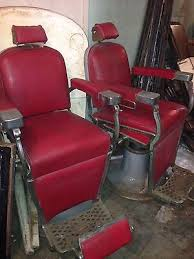 Theo A Kochs Barber Chair Footrest by Barber Chair Collection On Ebay