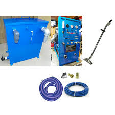 100 Truck Mounted Carpet Cleaning Equipment Blue Baron Compact 36 Mount 23 5 Hp Belt Drive Starter Package