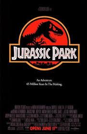 Jurassic Park Movie Poster 11x17 Master Print