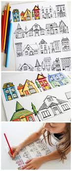 42 Best Community Coloring Creating Images On Pinterest