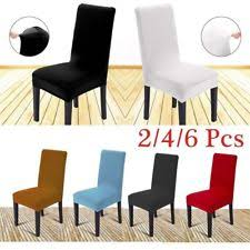 Item 1 Stretch Spandex Chair Covers Slipcovers Dining Room Wedding Banquet Party Decor
