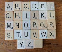 Scrabble Replacement Tiles