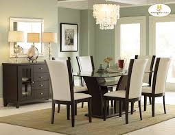 Glass Dining Room Tables Add A Touch Of Elegance To Your Home