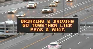 Peas And Guac? That Was Far From The First Time ADOT Made A Gag Funny Ford Jokes Truck Driver Truck Driver Trucker Birthday Cards Trucks Pinterest Safety Traing Effective How To Stay Awake When Driving Readers Digest Carthemed Photos Part 4 Fun Indecent Comedy On Twitter Incest Tower All Look The Same Ha Saw This Highway Today Pics Physics 1 0 Funny Chevy Puns