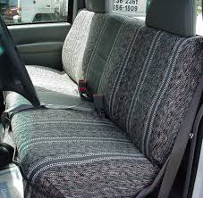 Seat Covers: Saddle Blanket Seat Covers