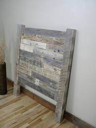 Ana White Headboard Twin by Ana White Rustic Headboard Diy Projects With Grey Wood Interalle Com