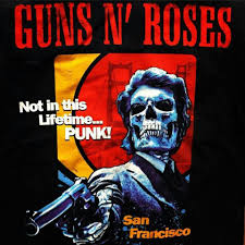 Deus Ex Machina Smashing Pumpkins by Reliquary Guns N U0027 Roses 2016 08 09 Not In This Lifetime Tour