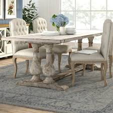 Farmhouse Dining Table Brilliant Room Charm Rustic Furniture For