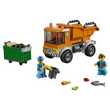 100 Lego Toysrus Truck LEGO City Garbage 60220 LEGO ToysRUs
