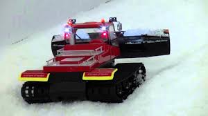 100 Rc Truck With Plow PISTENRAUPE L RC RUMFAHRZEUGEl SNOW TRUCKS L RC SNOW PLOW RC SNOW