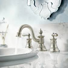 Moen Weymouth Wall Faucet by Amazon Faucets Bathroom Moen Best Bathroom Decoration