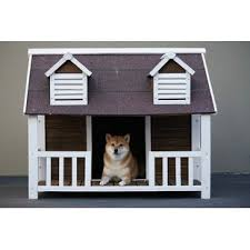 Kempton 19th Century Style Dog House